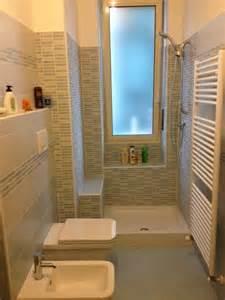 Bagno doccia con sedile in muratura edilgrippa