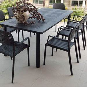 Stunning Salon De Jardin Harmony Gris Anthracite Contemporary ...