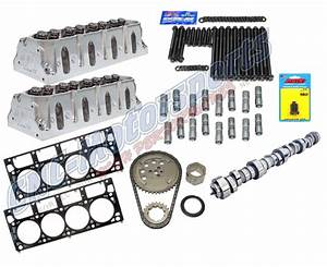 Cnc Gen Iii Ls1 Ls2 Ls6 Afr 210 Top End Plus Kit Fits 1997