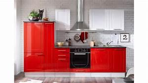 Küche Rot Hochglanz : k che welcome k chenzeile rot und wei hochglanz matt und stone grau ~ Yasmunasinghe.com Haus und Dekorationen