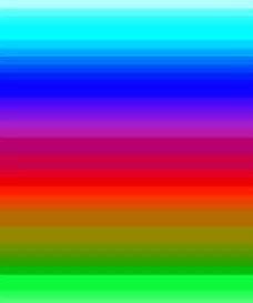Animated Rainbow Color
