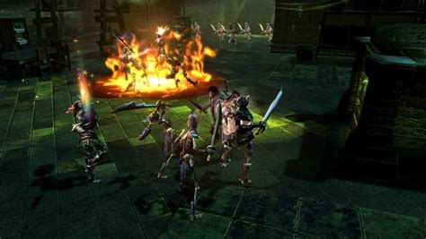 dungeon siege 3 will stat dungeon siege iii review just push start