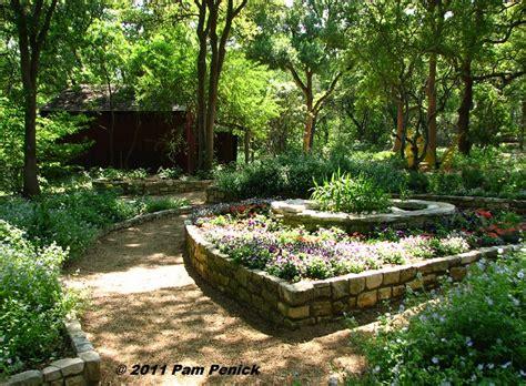 Flowers & Spring Green At Zilker Botanical Garden