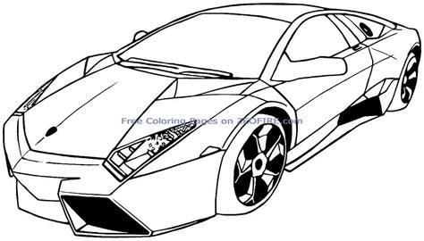 Race Cars Coloring Pages Coloring Cars Coloring Page Ideas