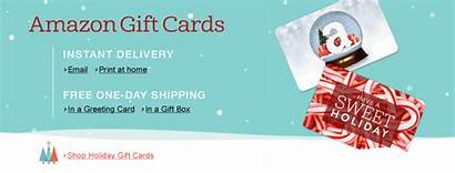 Gift Cards Send Electronic Holiday Delivery Denominations