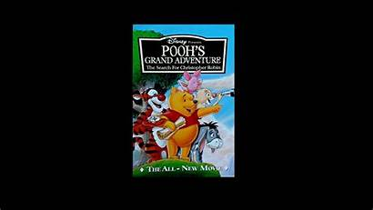 Pooh Grand Adventure Vhs Robin Christopher Opening