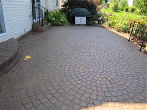 concrete patio pavers brick concrete patio paver