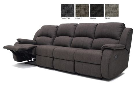 furniture reclining loveseat four seater recliner sofa 4 seater leather recliner sofa