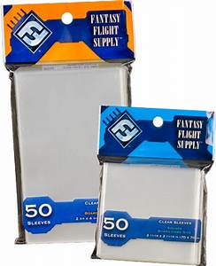 it39s time for your cards to get into shape fantasy With transparent sleeves for documents