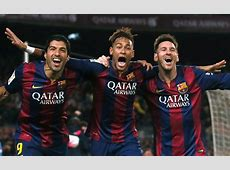 The 9 greatest attacking trios in football history 101