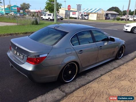 2004 Bmw 545i For Sale by Bmw 5 Series For Sale In Australia