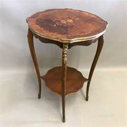 French, Marquetry, Side, Table