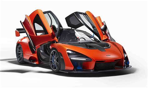 'uncompromising' Super Car Inspired By