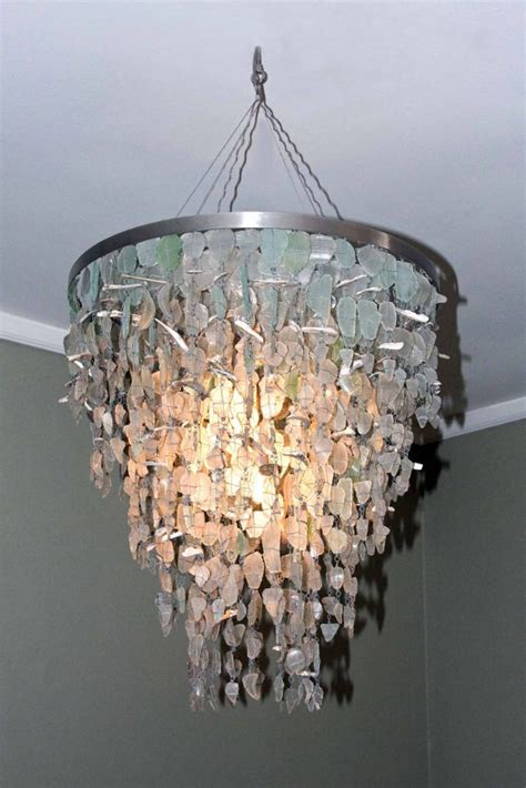 recycled glass light recycled ceiling lighting fixtures glass chandelier