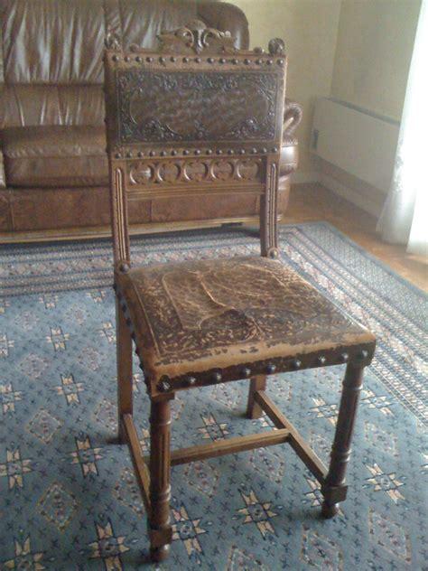 renover chaise bois renover une chaise en bois comment fait on pour r nover