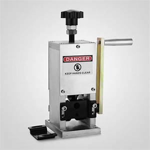 Durable Copper Wire Stripping Machine Hand Crank Drill