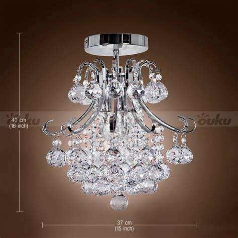 40w flush mount light in feature roof chandelier