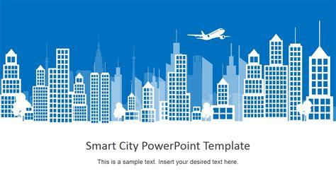 smart city powerpoint template slidemodel
