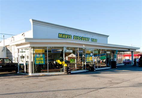 Mavis Discount Tire, Saratoga Springs New York (NY ...
