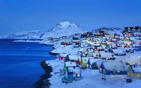 Nuuk Greenland Bing Wallpaper 42981985 Fanpop