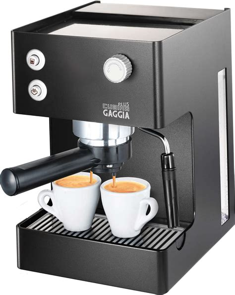 Machine A Expresso Manual Espresso Machine Ri8151 60 Gaggia