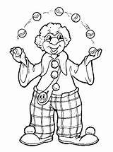 Coloring Pages Juggler Boy Animation Comics Unique sketch template