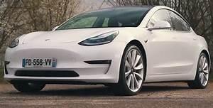 Tesla Model 3 Hailed As  U0026 39 Best Electric Car You Can Buy U0026 39  In