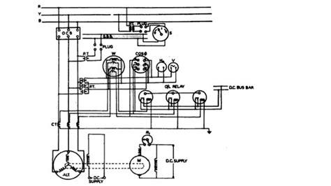 Panel Wiring Diagram Alternator Youtube