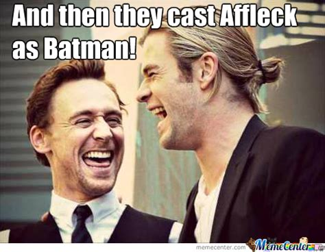 Affleck Batman Meme - i recognize that hollywood is not about by ben affleck like success