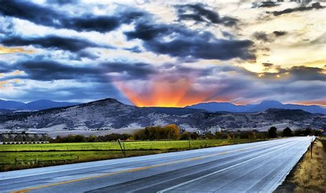high dynamic range photo of highway 66 hdr or high dynamic range hdr imaging tutorial