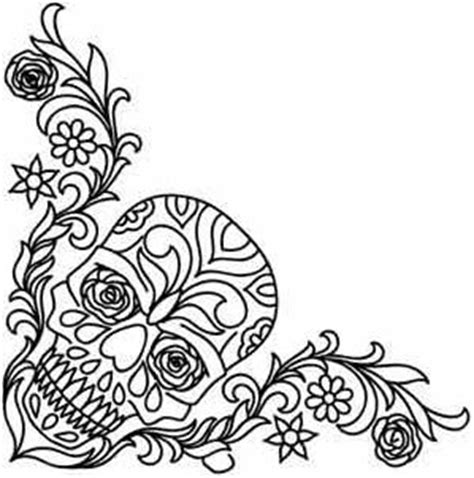 9 Unique Photograph Of Cheetah Outline Printable Best 60 Best Coloring Pages Sugar Skulls Images On