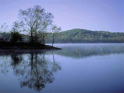 Lakes Between Kentucky Land Area Recreation Lake