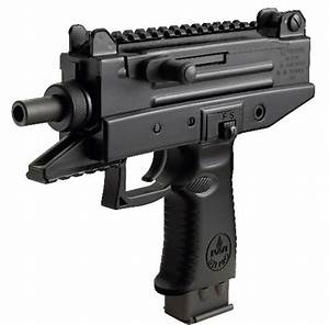 New From IWI US: UZI PRO Pistol With SB Tactical Brace ...