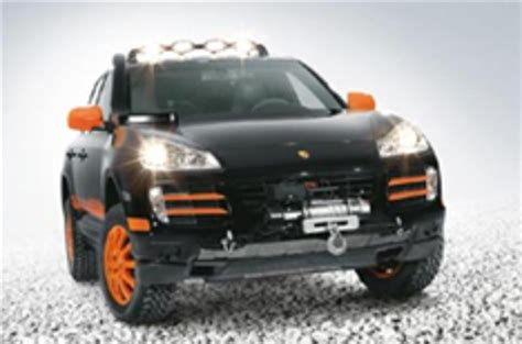 This Cayenne's no Chelsea tractor | Autocar