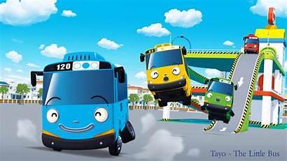 Tayo Bus Episode Season Wallpapers Tv Backdrop