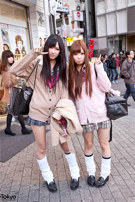 Japanese Schoolgirls What People Wore Pinterest Schoolgirl