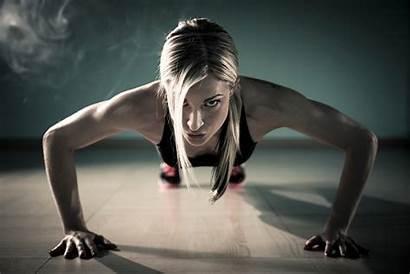 Fitness Dance Working Sports Performance Modern Shoot