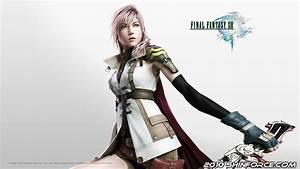 Final Fantasy XIII Wallpaper Microsoft Xbox 360 Games
