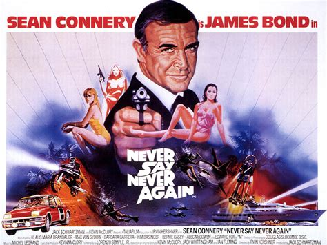 James Bond Movies In Chronological Order (eon Productions