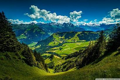 Mountain Landscape Desktop 4k Wallpapers Background Laptop