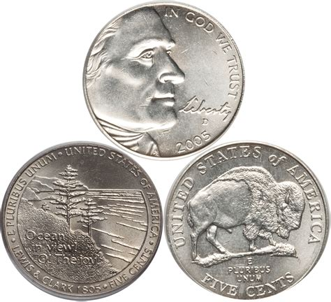Jefferson Nickel Value 1938present  Coin Values