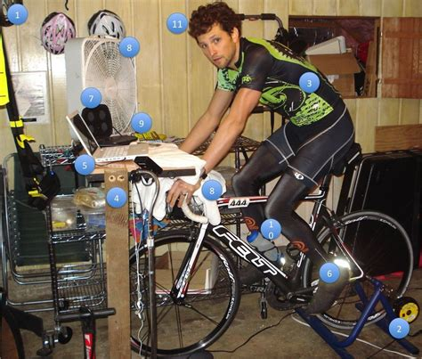 trainer bike indoor setup cycling garage tips riding road training bicycle cave google seat bikes trainers lot jesse discover they