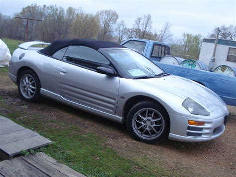 2002 Mitsubishi Eclipse Spyder by 2002 Mitsubishi Eclipse Spyder Iii D30 Pictures