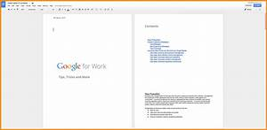 8 how to make a cover page on google docs for Google docs first page header