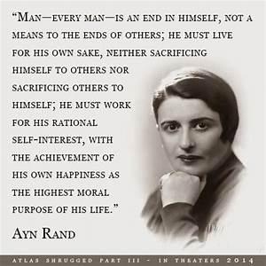 1000+ Ayn Rand ... Ayn Rand Philosophy Quotes