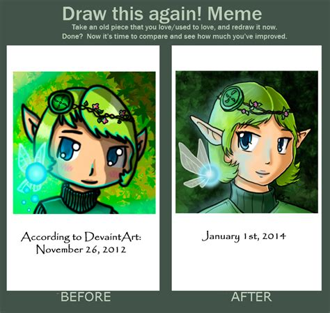 Draw This Again Meme Profile Picture By Secondsaria On