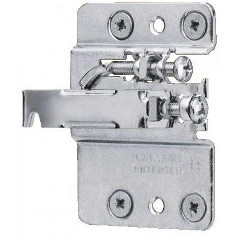 fixation meuble de cuisine suspensions 807 pour éléments bas suspendus camar bricozor