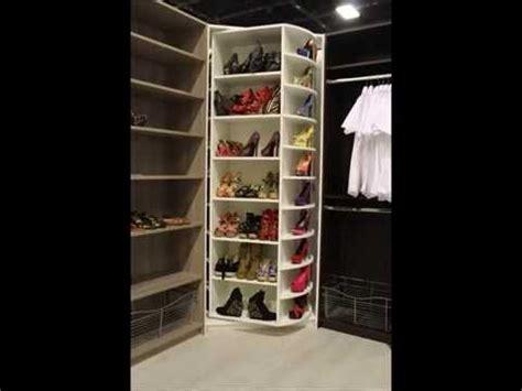 the s revolving closet organizer revolving
