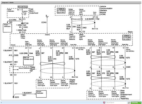 Trying Find The Stereo Wiring Diagram For