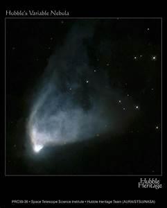 APOD: October 20, 1999 - NGC 2261: Hubbles Variable Nebula